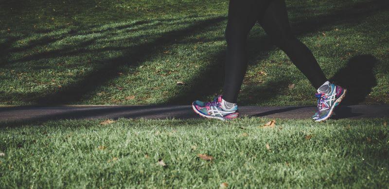 caminar diariamente para estar sano