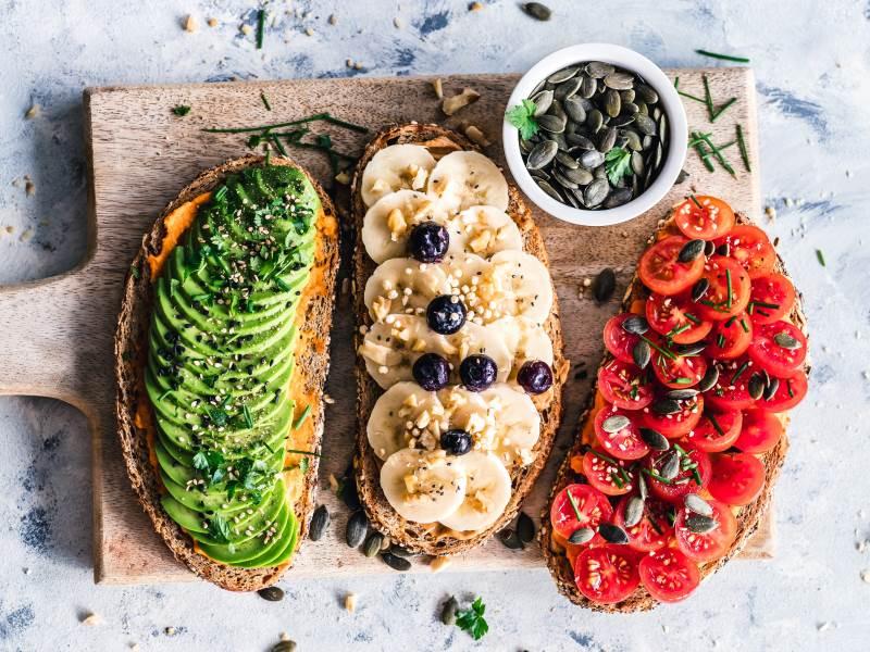 comida saludable baja calorias