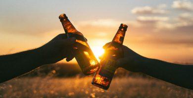 une bière par jour