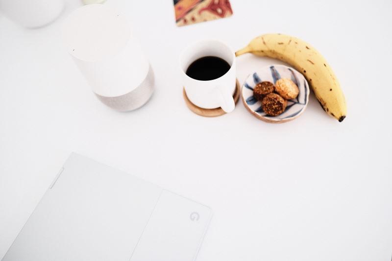 comer plátano en ayunas