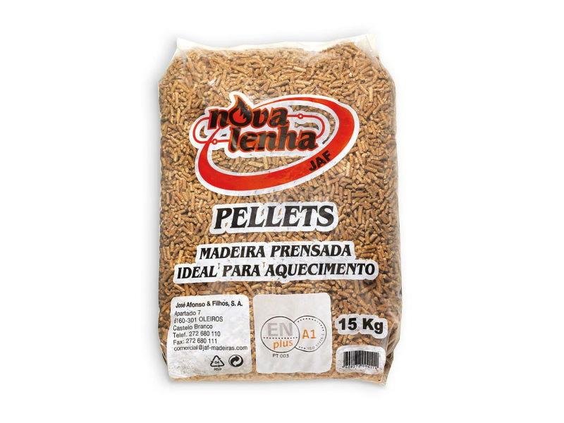 precio saco de pellets