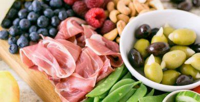 colaciones saludables para tu dia a dia
