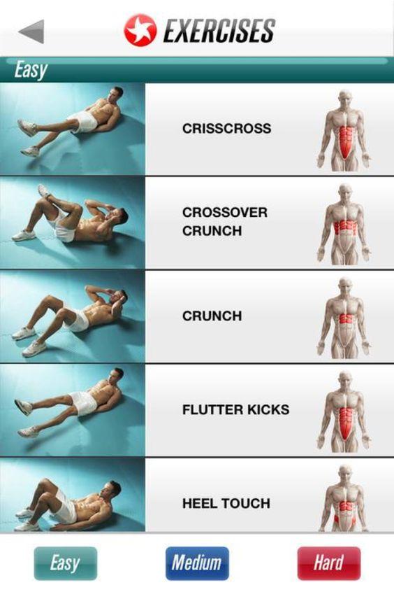 abdominales faciles 1