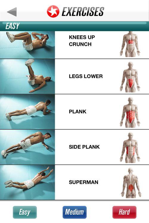 abdominales faciles 2
